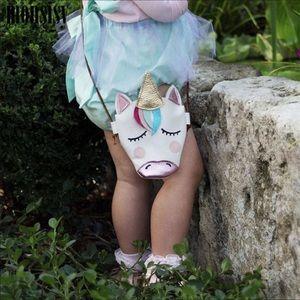 Girls Unicorn bag